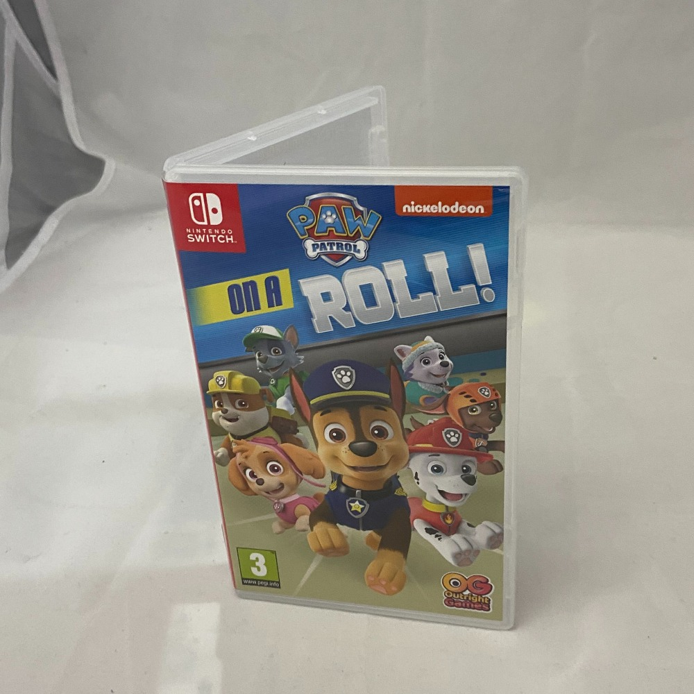 Product photo for Paw Patrol: On A Roll!