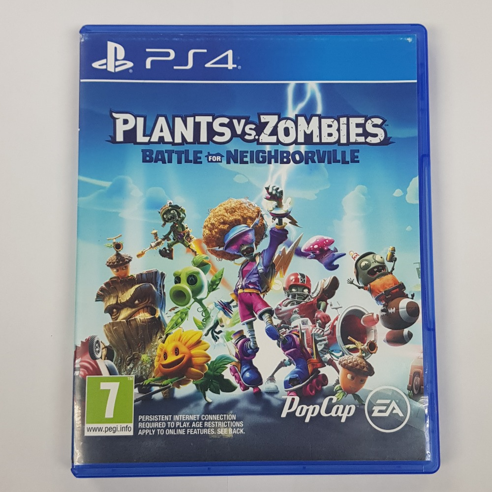 Product photo for Sony Plants vs. Zombies: Battle for Neighborville (PlayStation 4)