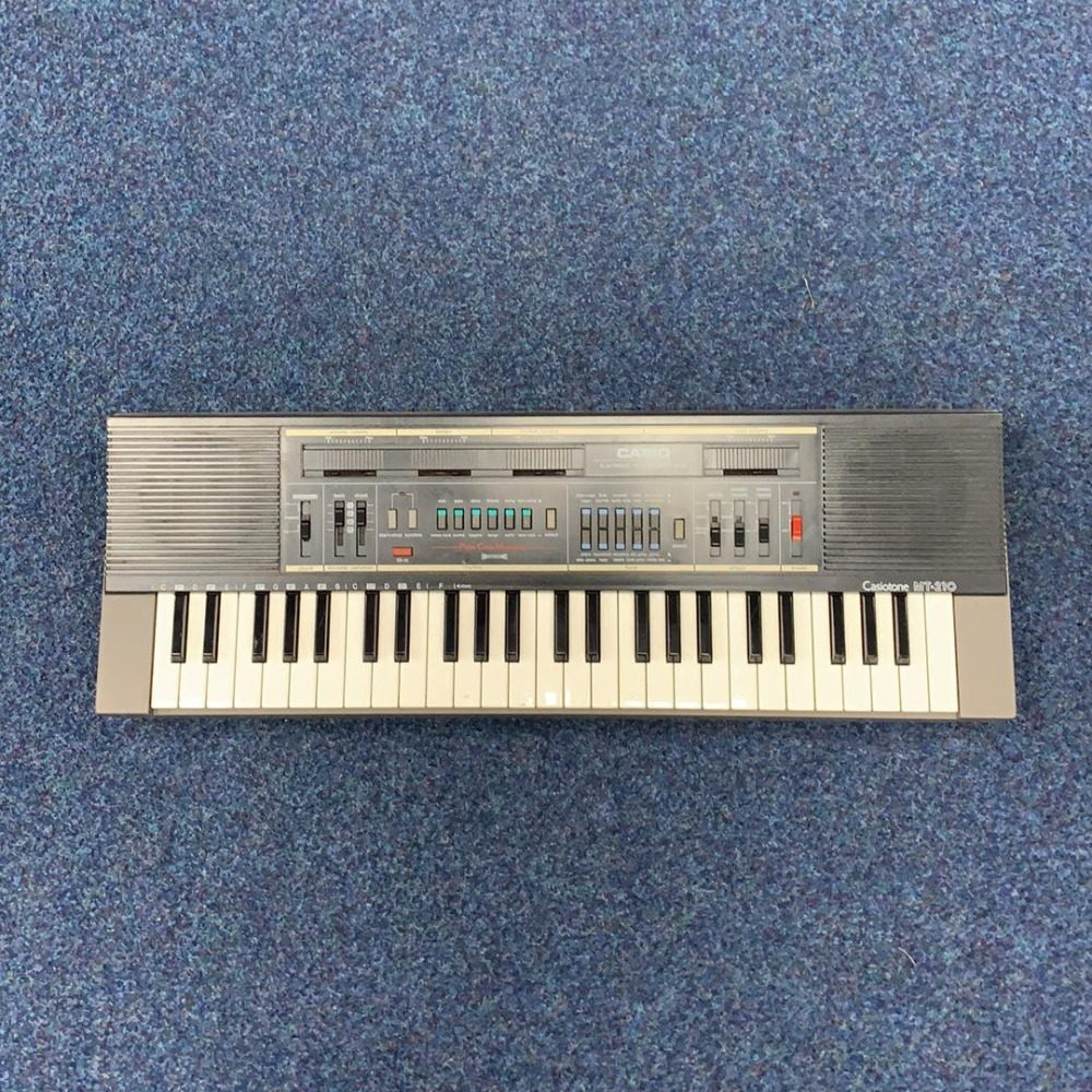Product photo for Casio Electric Keyboard