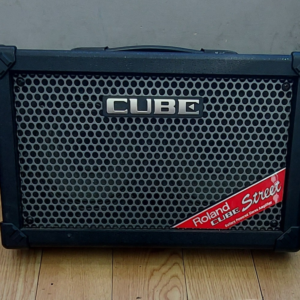 Product photo for amplifier Cube Street Stereo Amp