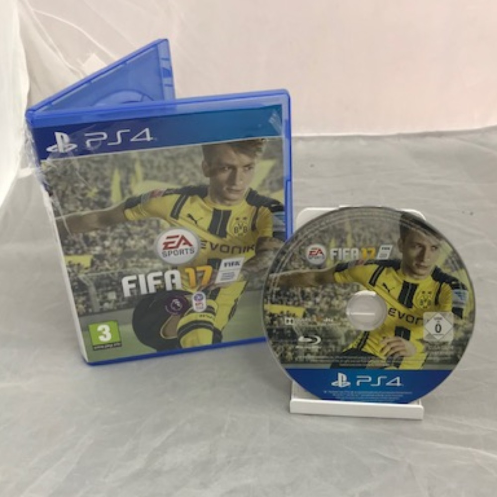 Product photo for PlayStation 4 Game Fifa17