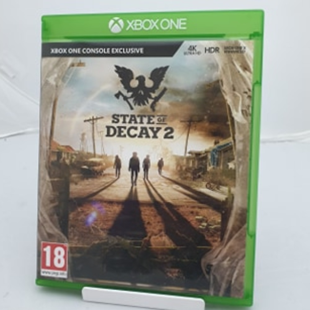 Product photo for Microsoft State of Decay 2