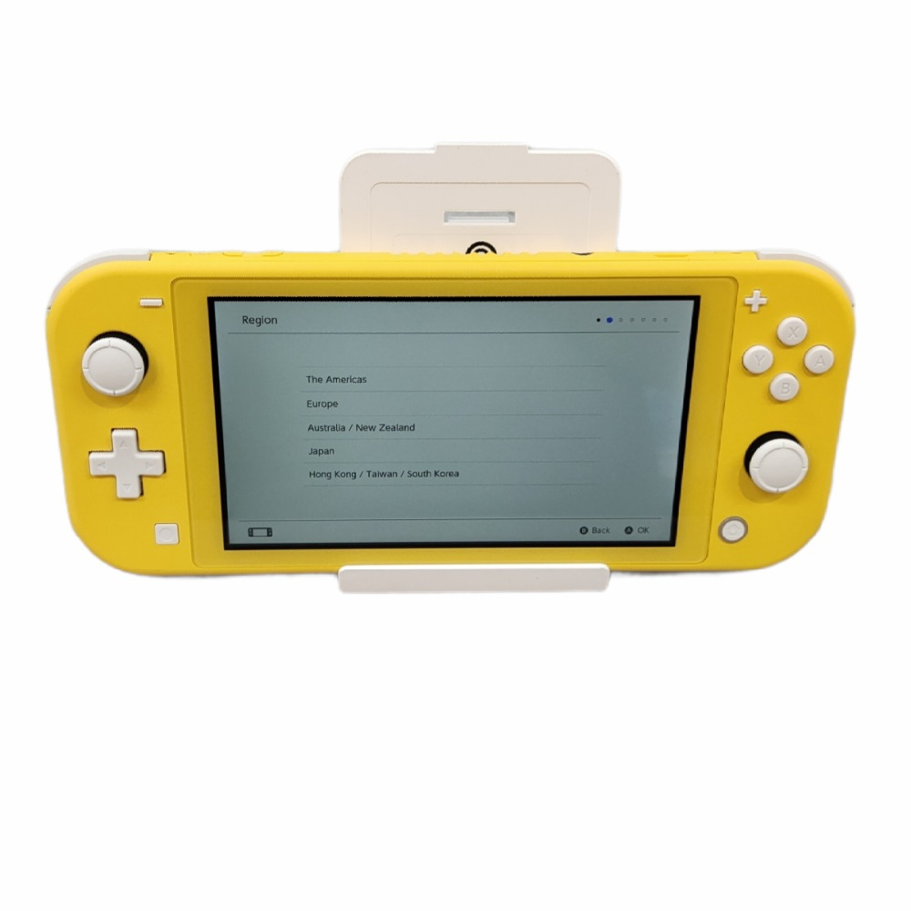 Product photo for Nintendo switch lite