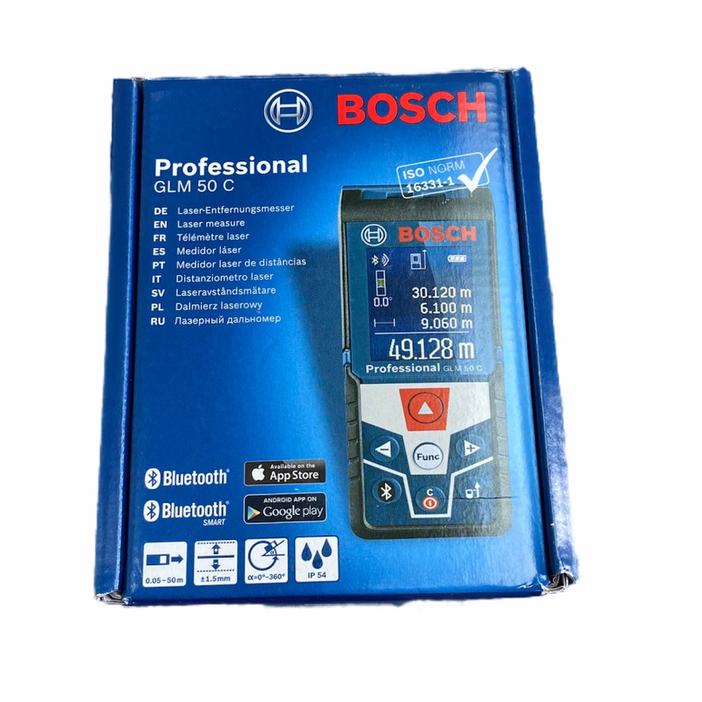 Product photo for Bosch GLM 50C