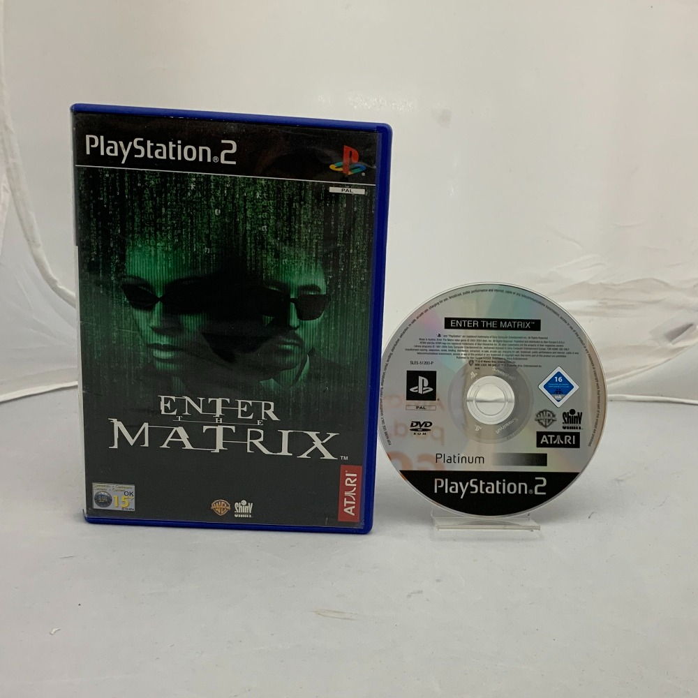 Product photo for Enter The Matrix