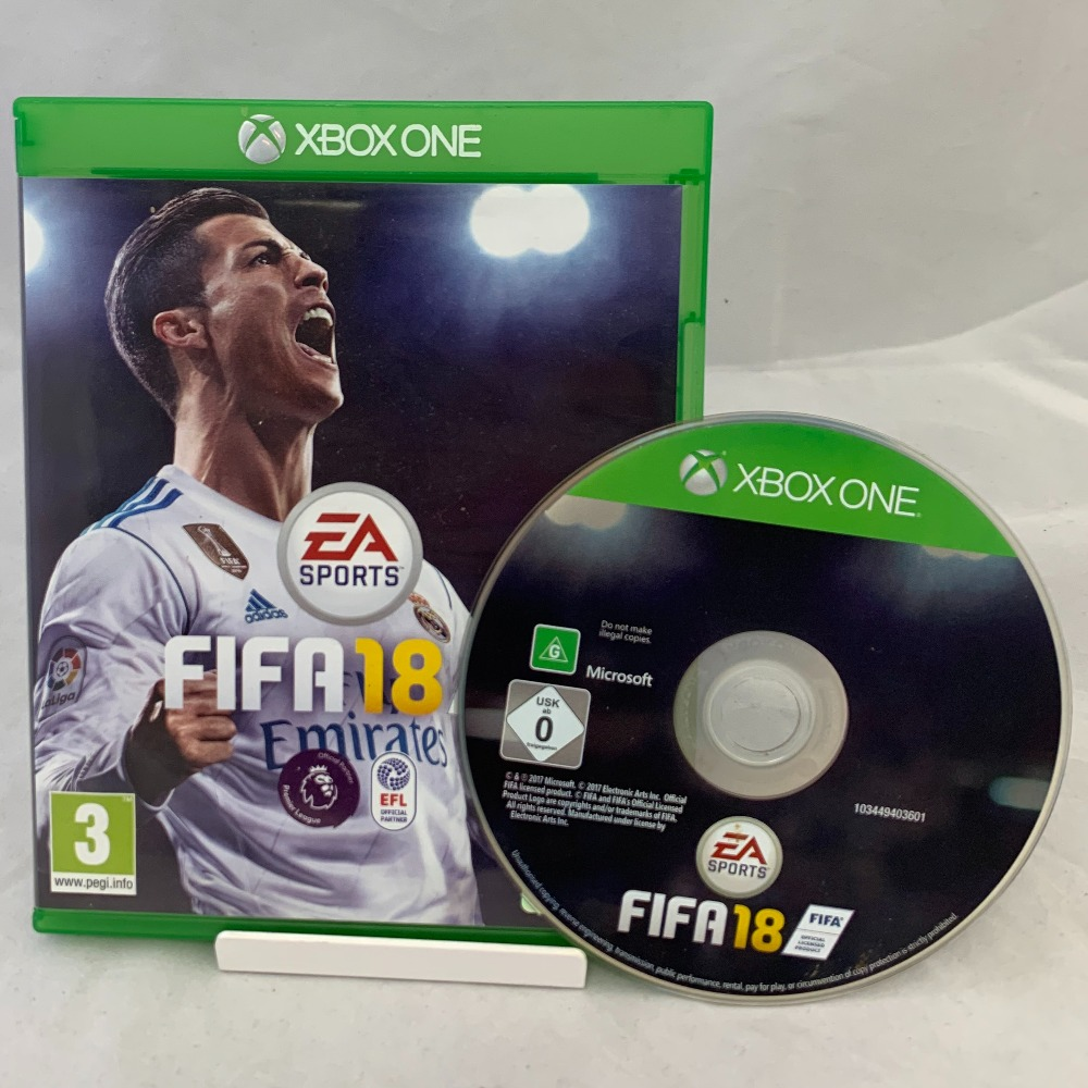Product photo for Fifa 18