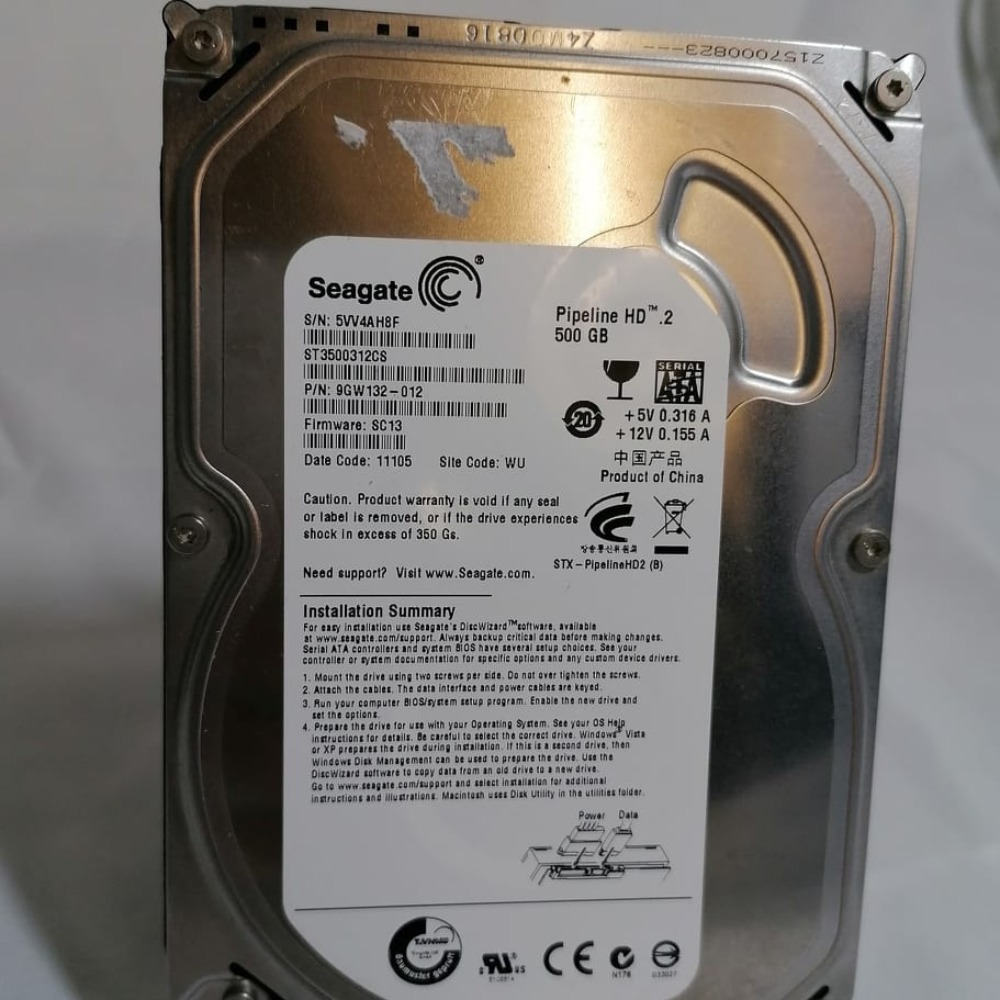 Product photo for SEAGATE 3.5 HDD - SALE!!