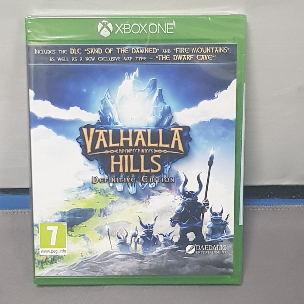 Product photo for Valhalla Hills Xbox One Game
