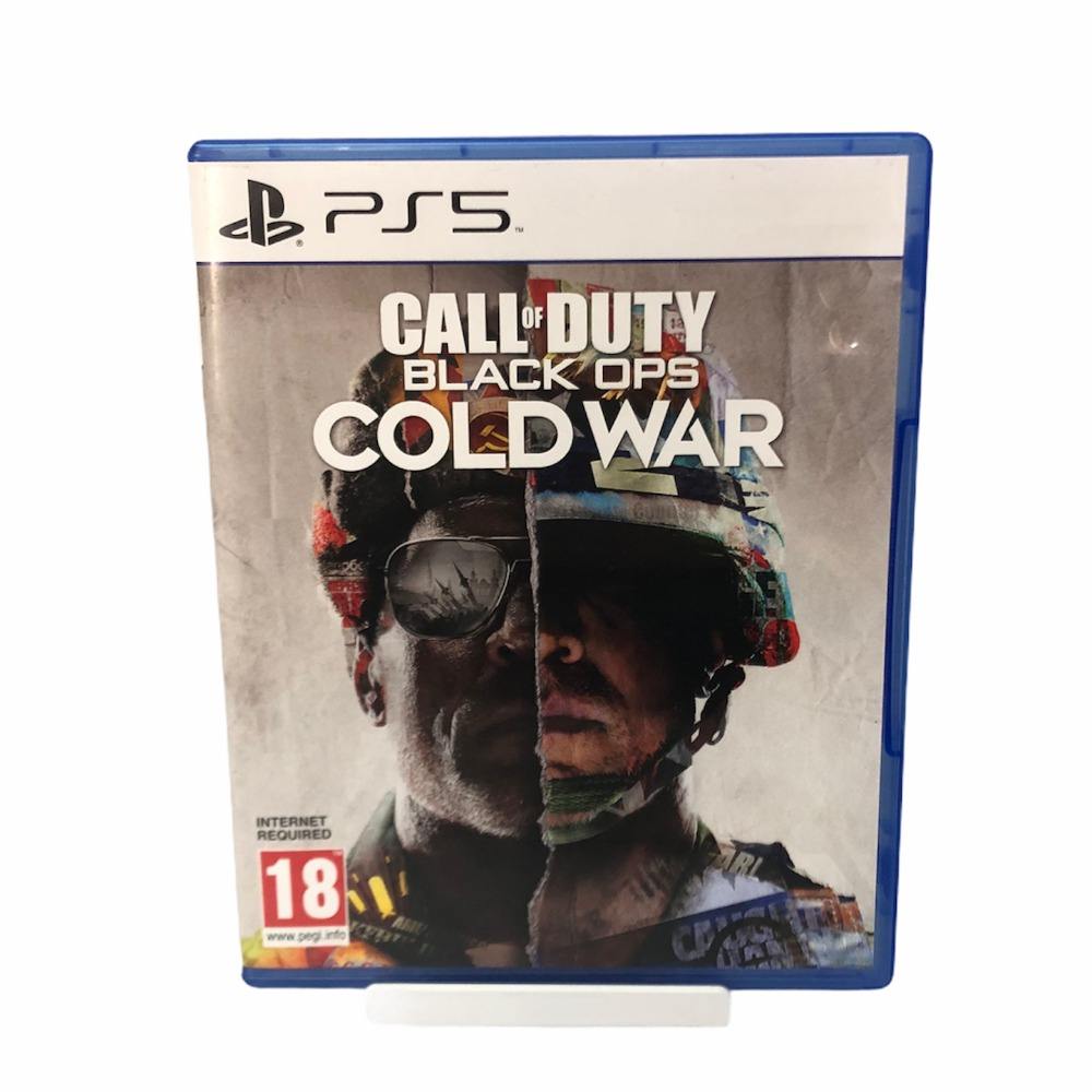 Product photo for PS5 Game Call Of Duty: Black Ops Cold War