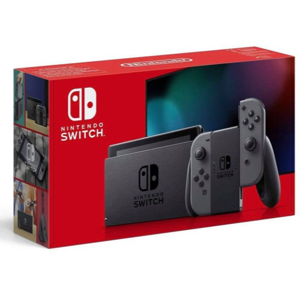 Product photo for Nintendo Switch Console - Grey