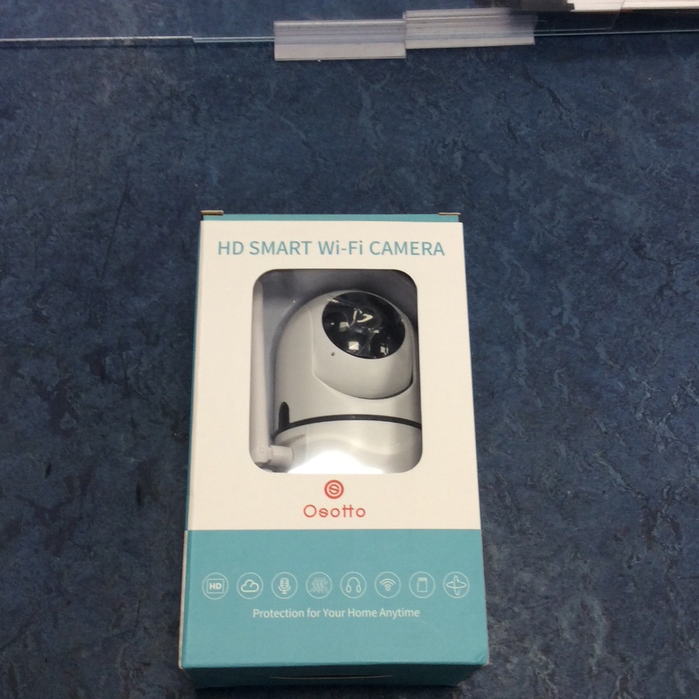 Product photo for Osotto HD Smart  Wi-FI Camera