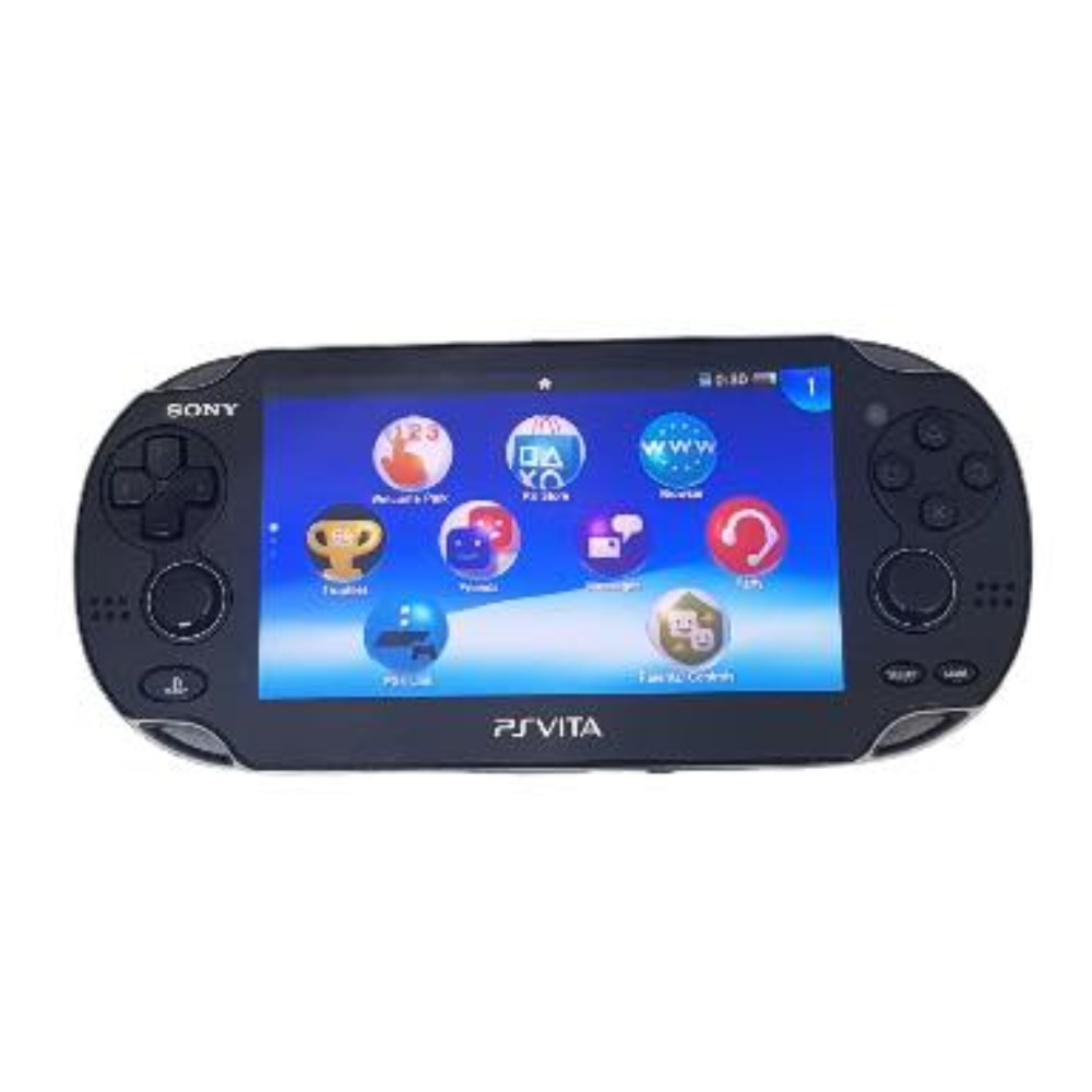 Product photo for Sony PS Vita PCH1003 Portable Console with Lego Marvel Game