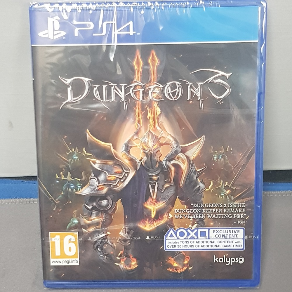 Product photo for Dungeons 2 Ps4 Game