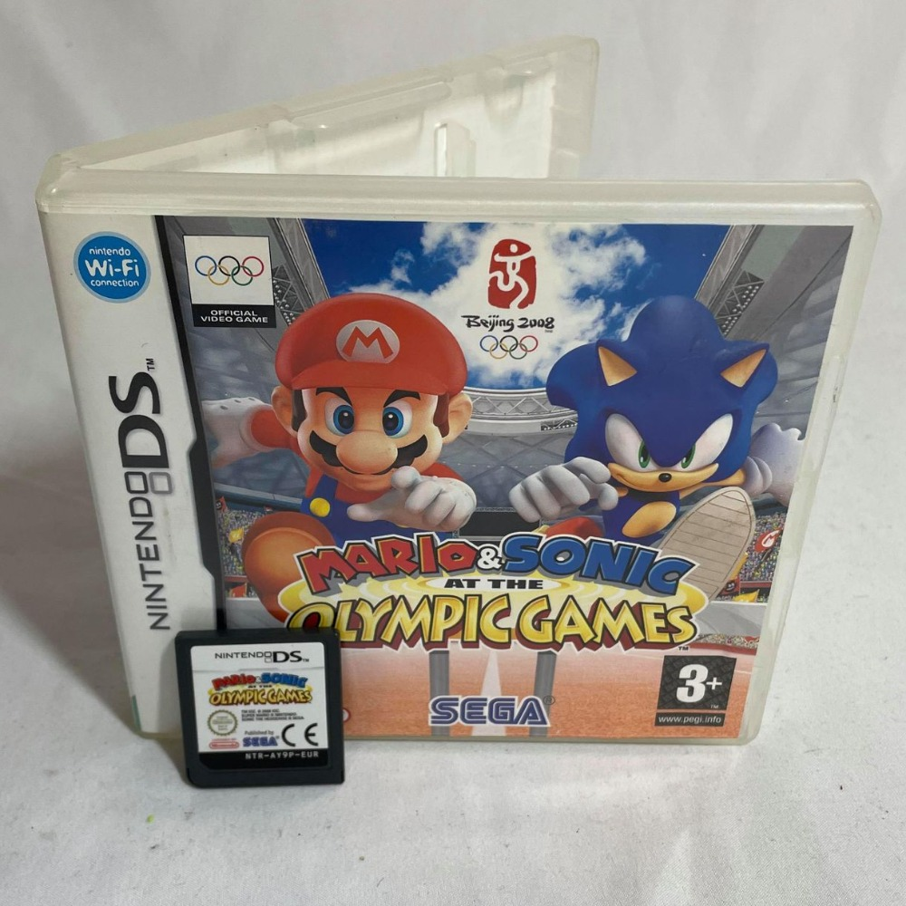 Product photo for Mario & Sonic at the Olympic Games - 2DS Game