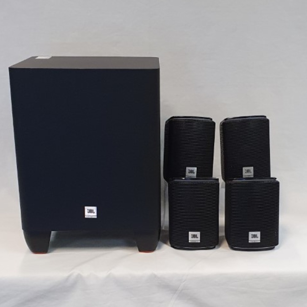 Product photo for JBL Cinema 510 Speaker System