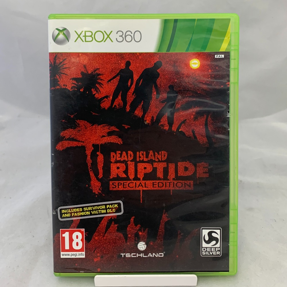 Product photo for Dead Island Riptide Special Edition