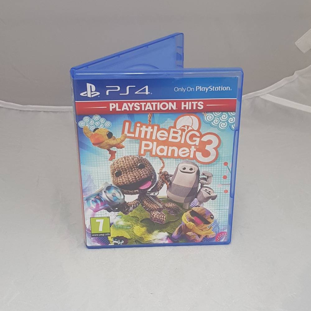 Product photo for LittleBigPlanet 3 (PS4) - PlayStation Hits (PS4)