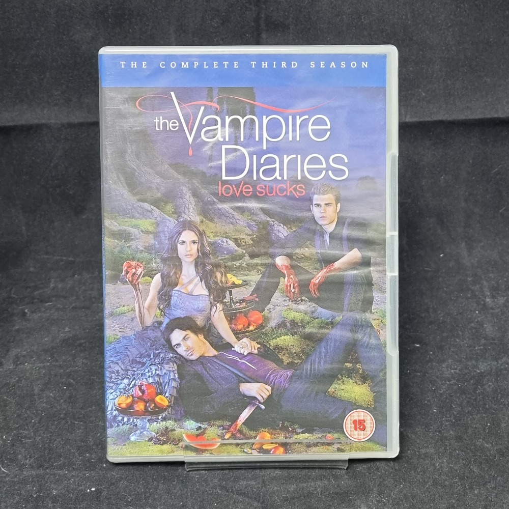 Product photo for Vampire Diaries Series 3
