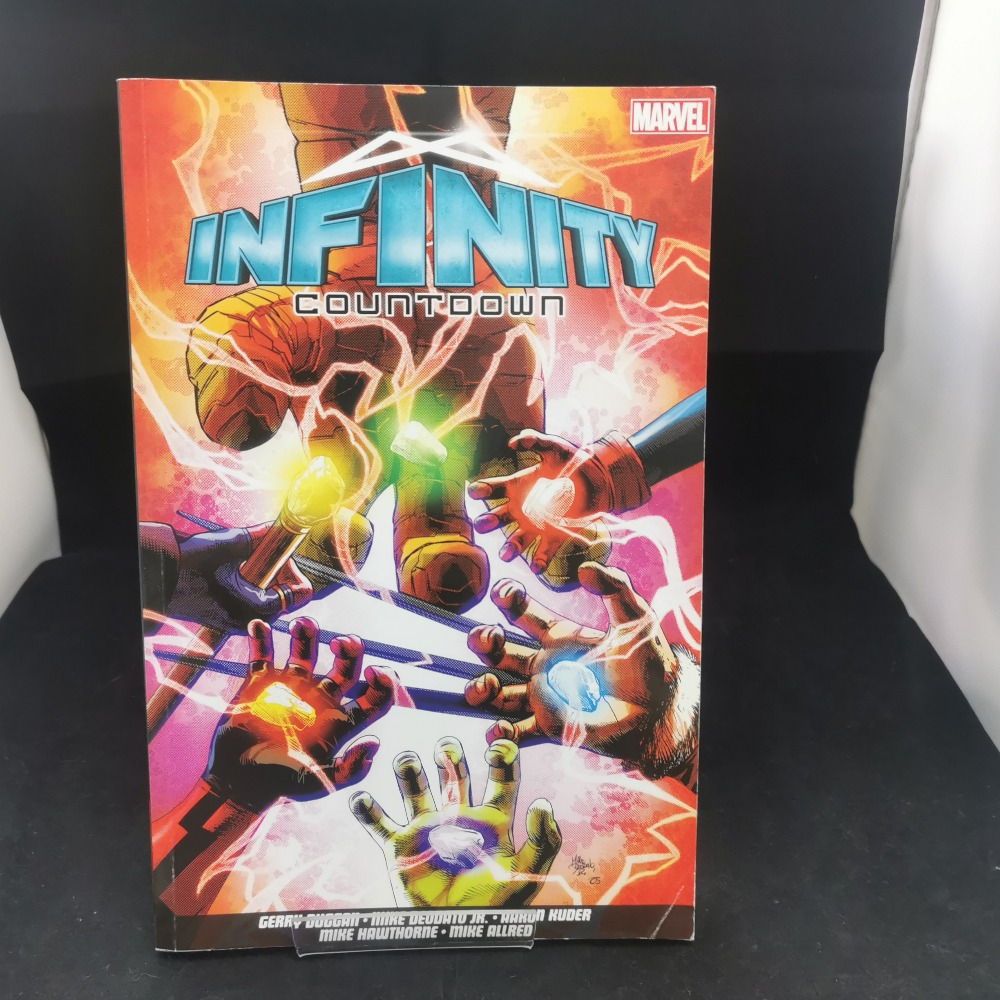 Product photo for Marvel Comics Infinity Countdown