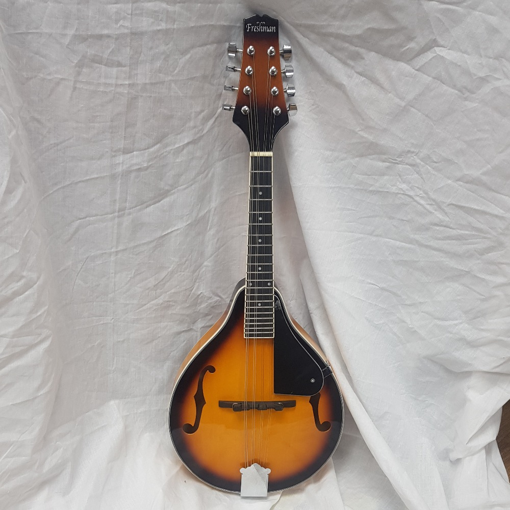 Product photo for Freshman M1 Chicago Sunburst Mandolin
