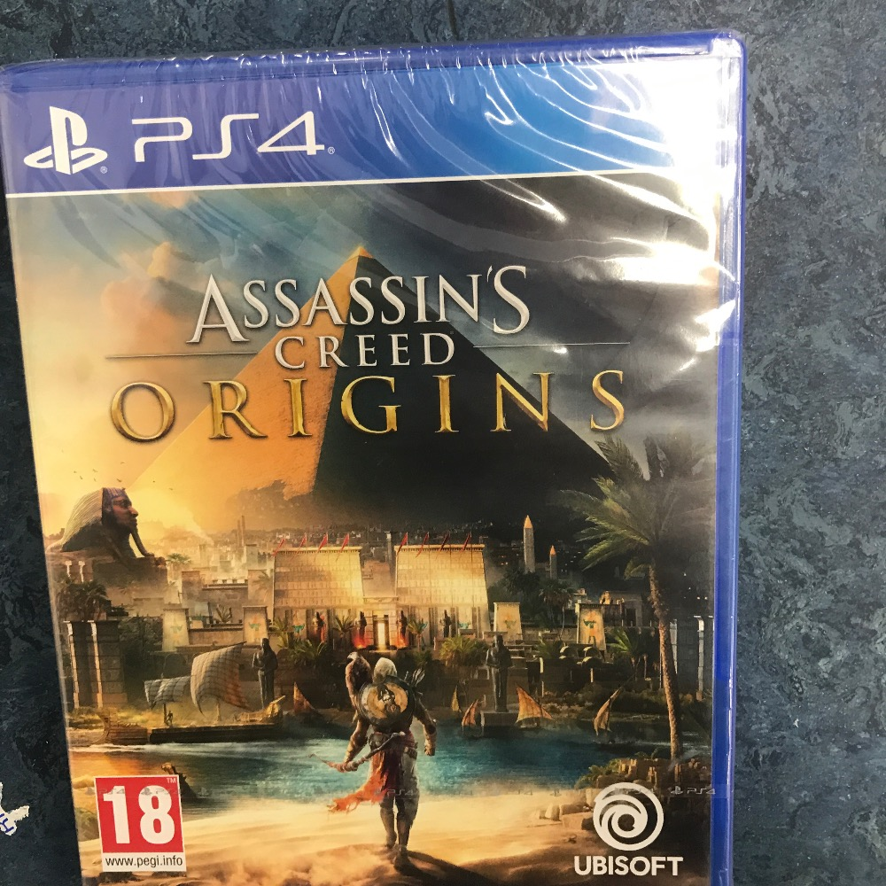 Product photo for Sony Assassins creed origins