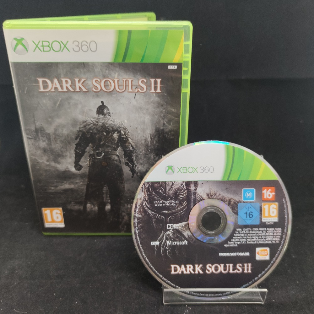 Product photo for  Microsoft Xbox 360 game Dark Souls 2