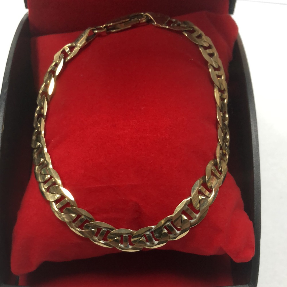 Product photo for 9ct Yellow Gold Bracelet