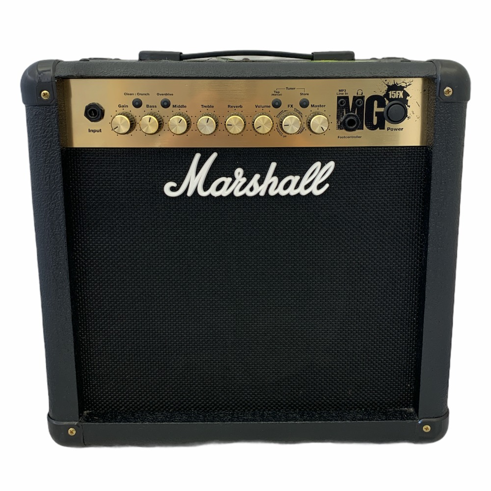 Product photo for Marshall MG15FX