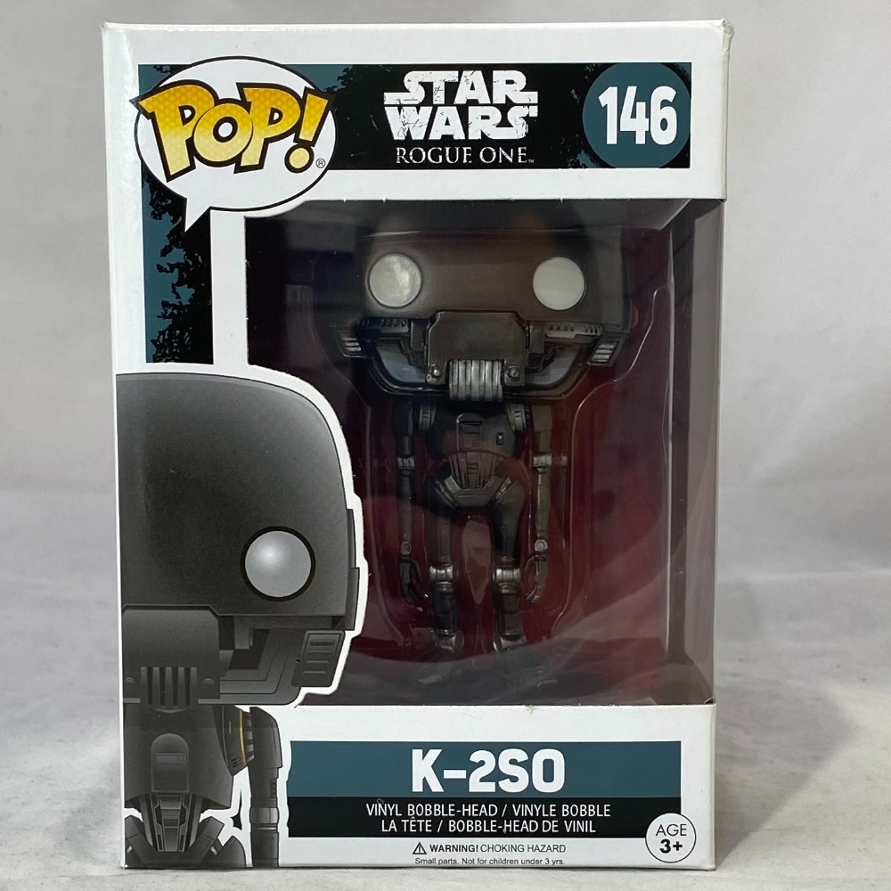 Product photo for Star Wars: K-2S0 Funko Pop!