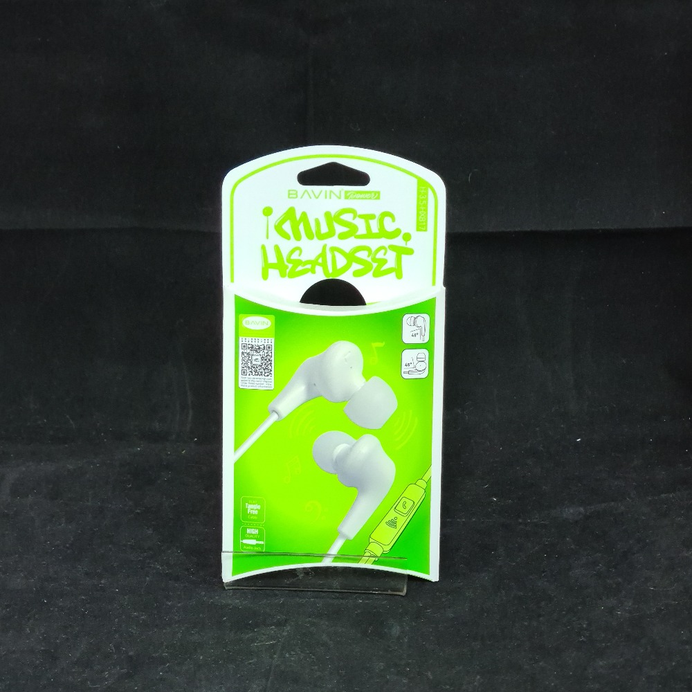 Product photo for Bavin Basic Earbuds