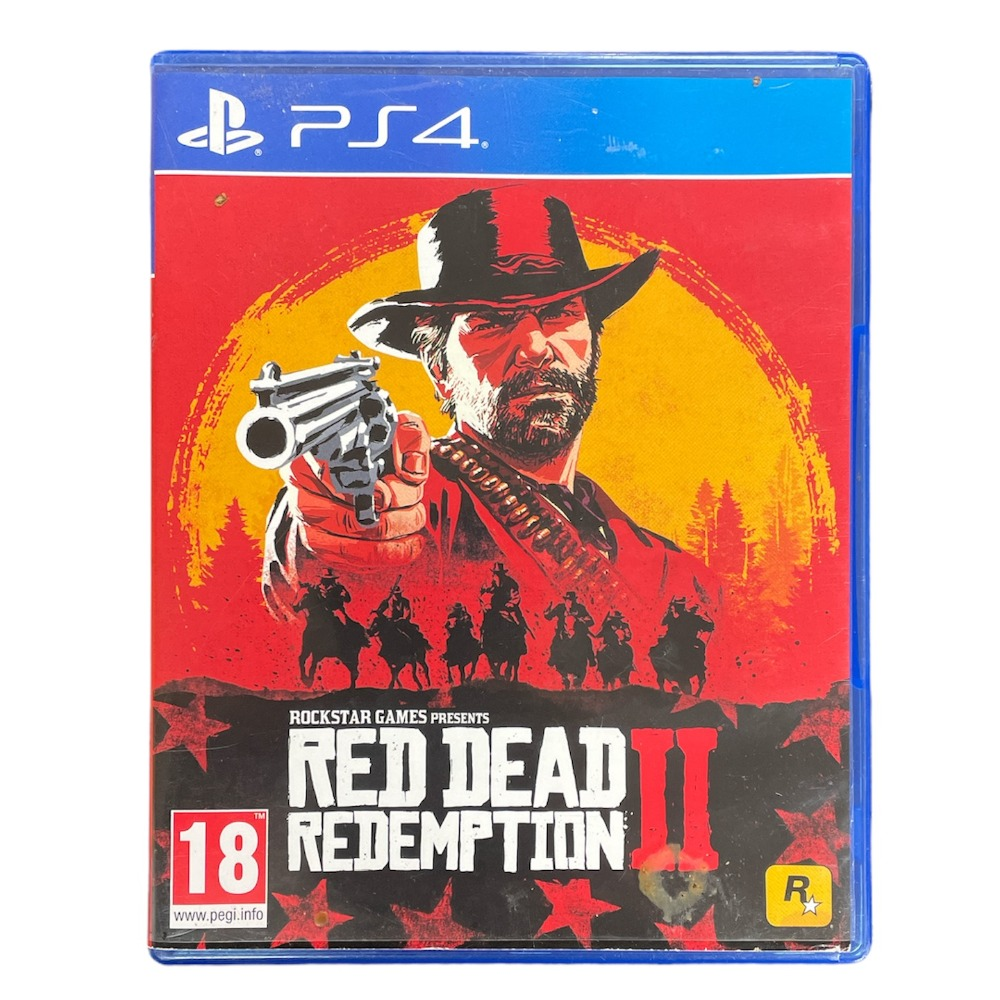 Product photo for Red Dead Redemption 2