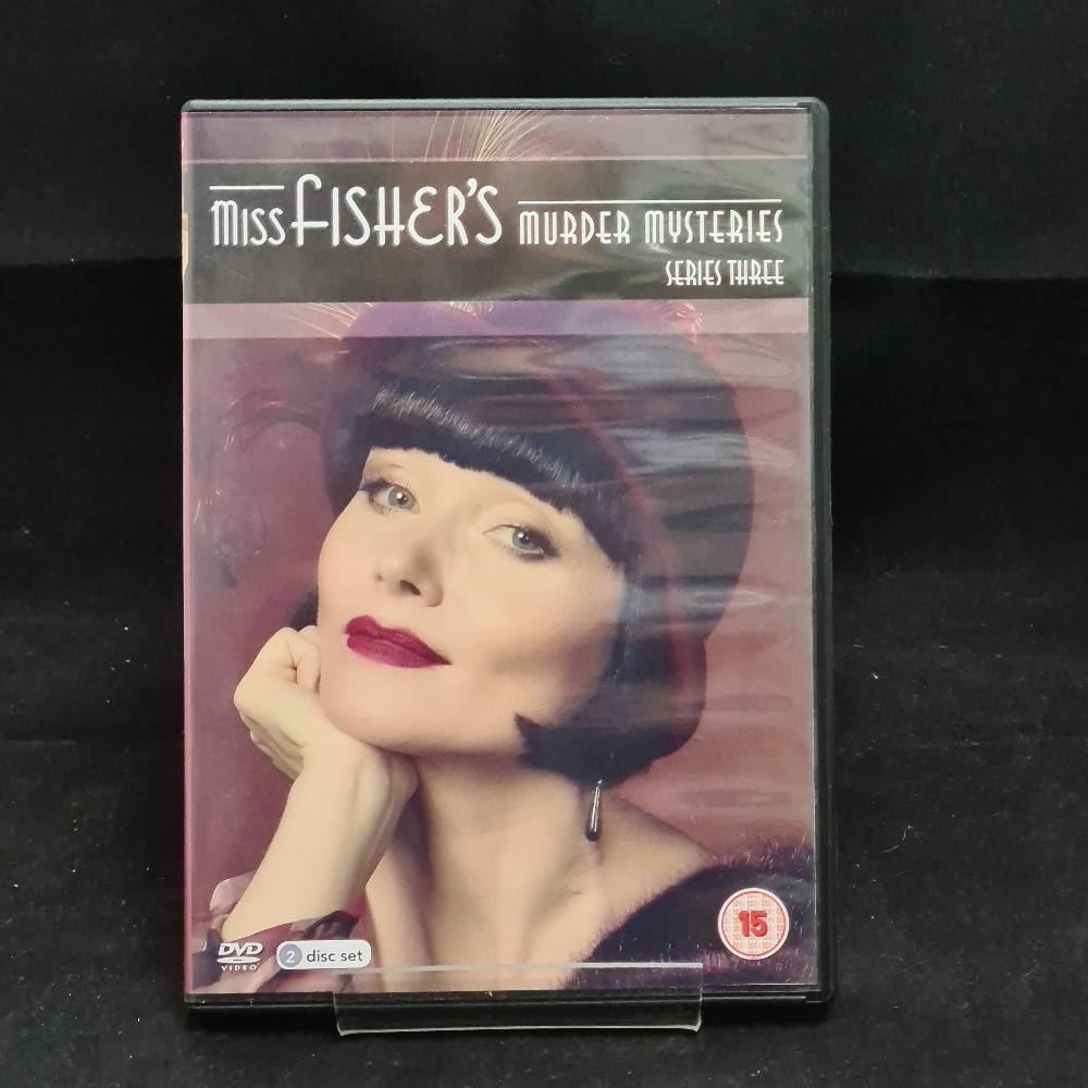 Product photo for Miss Fisher Series 3