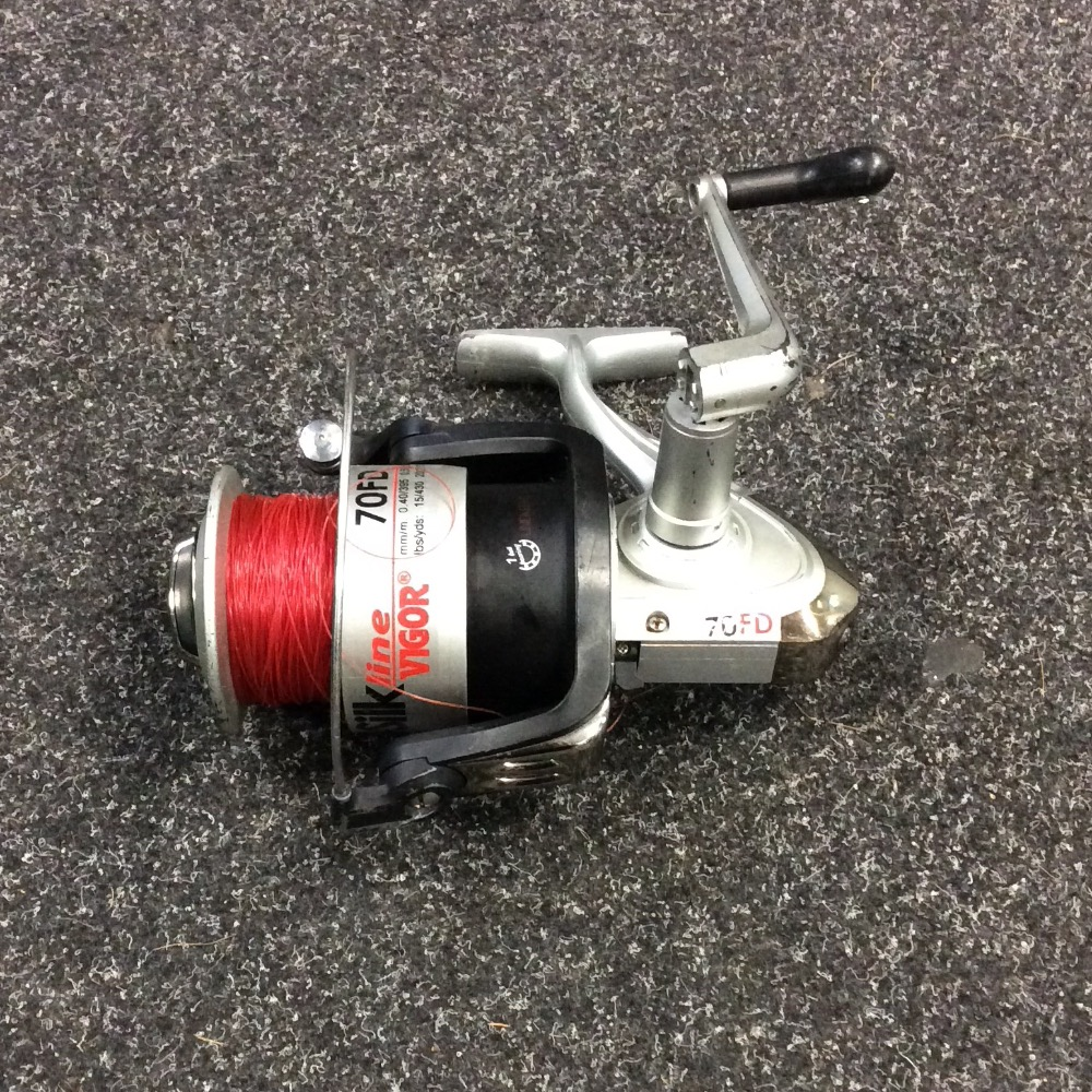 Product photo for Lineaeffe Fishing reel silk line 70fd