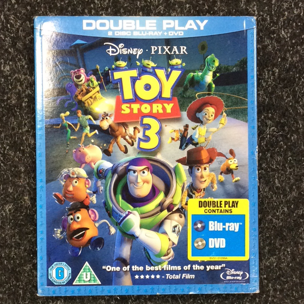 Product photo for Blu-ray Toy Story 3