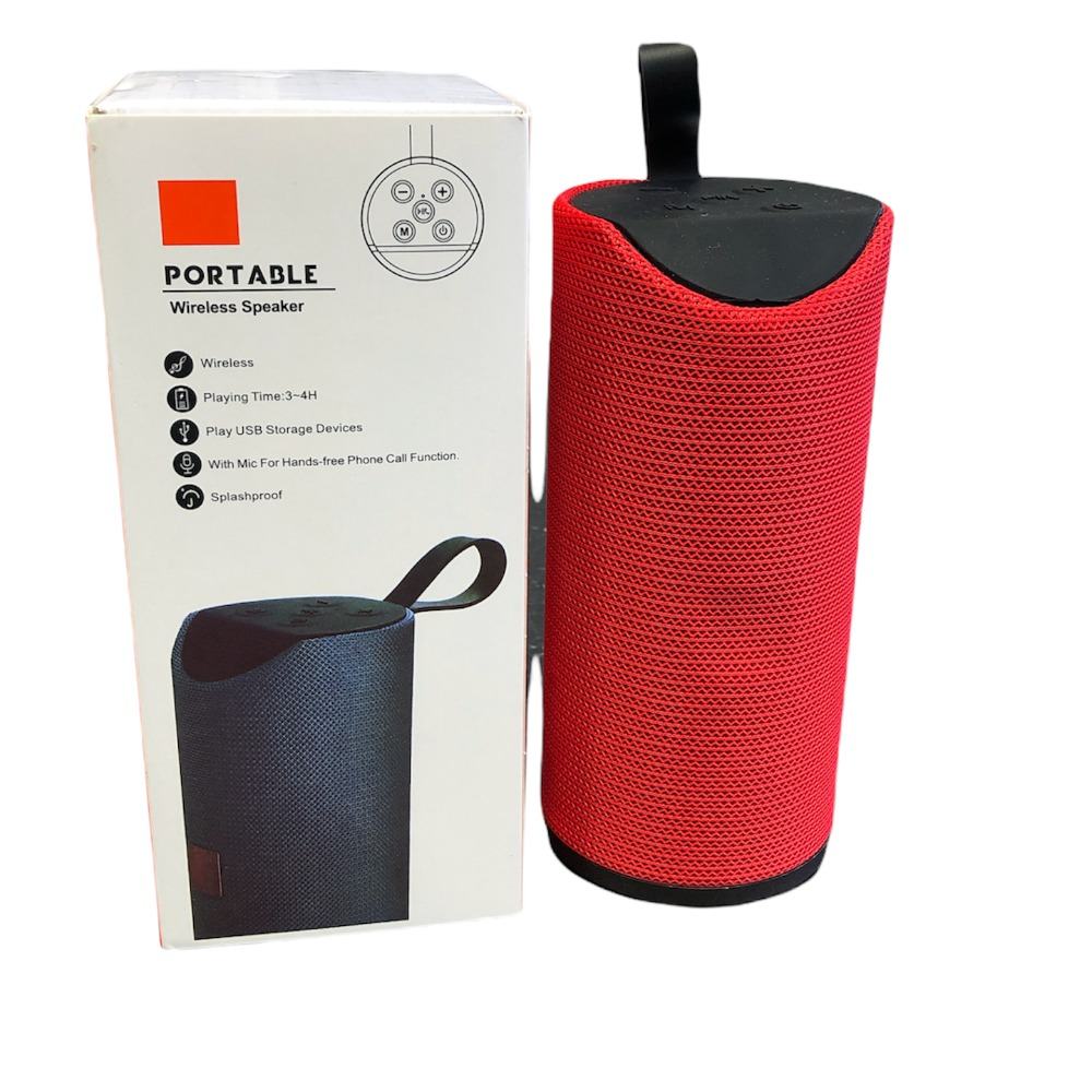 Product photo for Bluetooth speaker tg-113