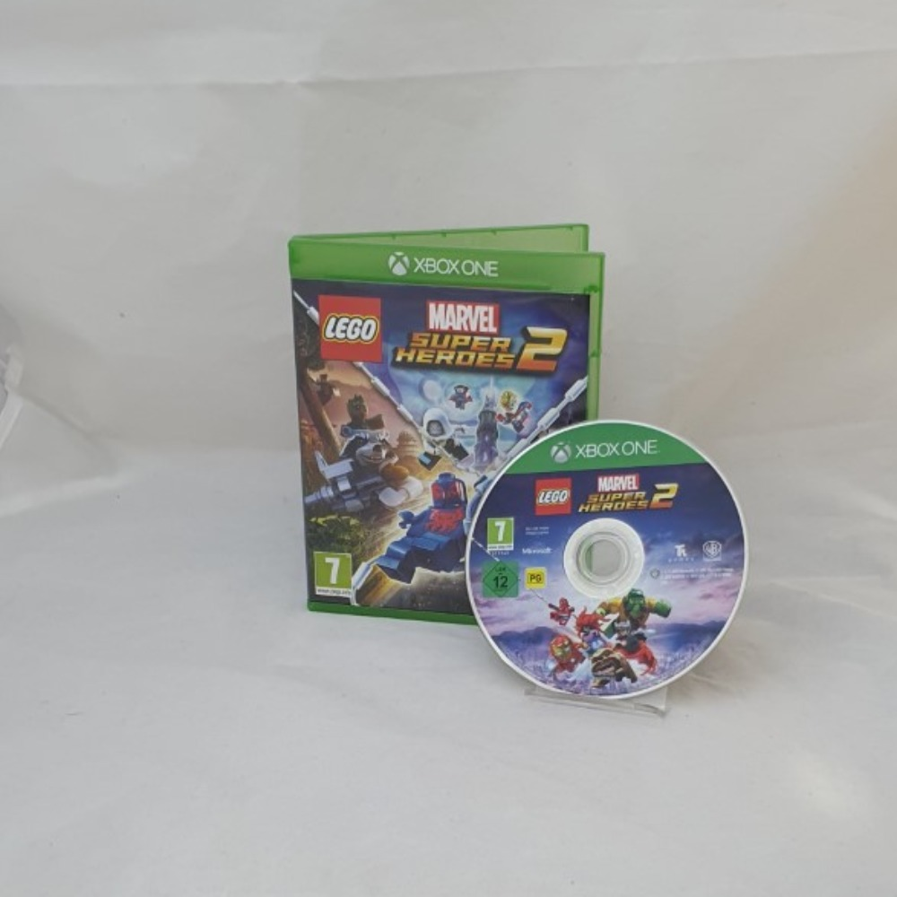 Product photo for Lego Marvel Super Heroes 2 Xbox One