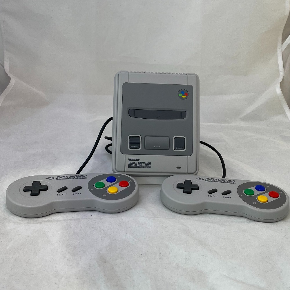 Product photo for SNES MINI