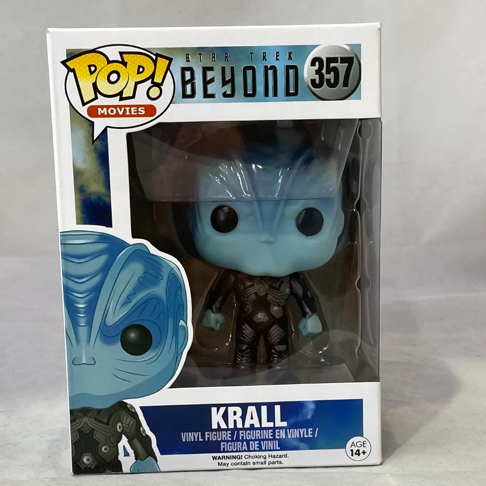 Product photo for Star Trek: Beyond - Krall Funko Pop!