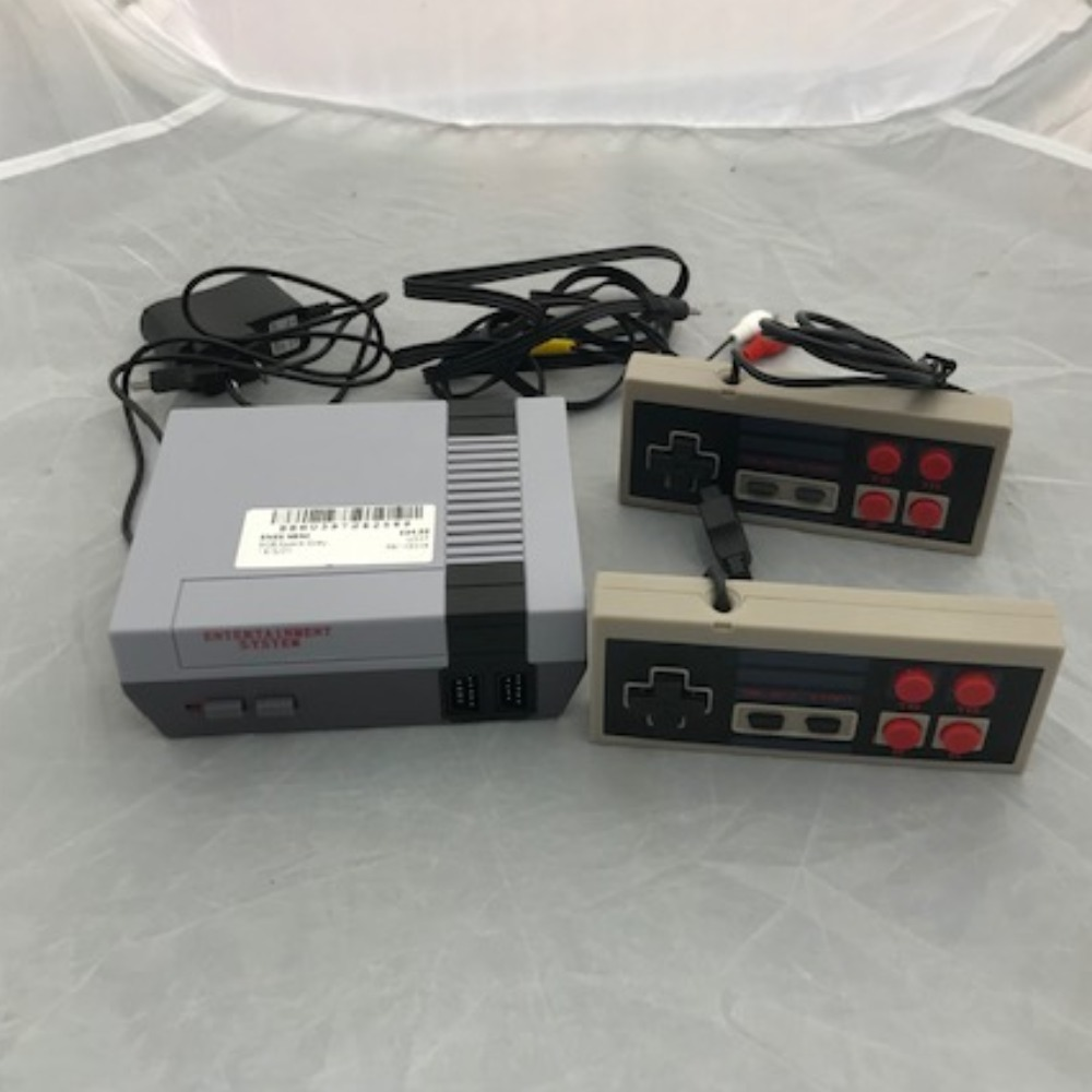Product photo for Super Nintendo Entertainment System Mini (Unboxed)