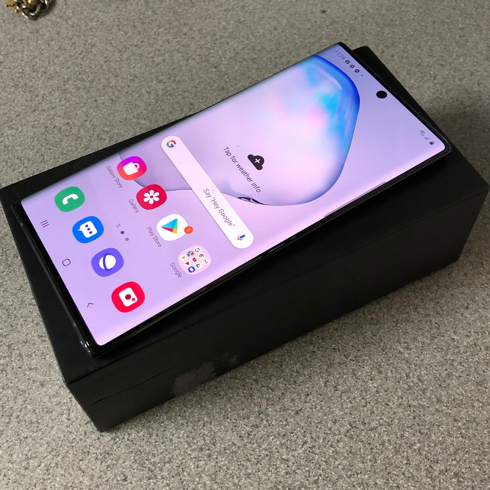 Product photo for Samsung Galaxy Note10+