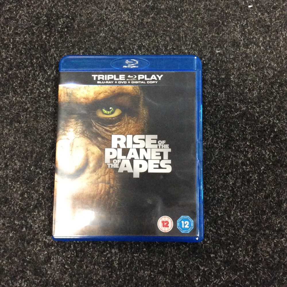 Product photo for Blu-ray Rise of the planet of the apes Blu-Rays