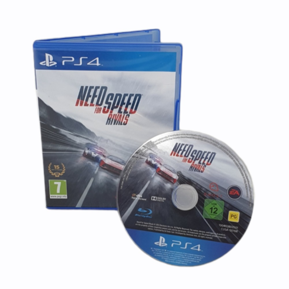 Product photo for Need For Speed Rivals - PlayStation 4 Game
