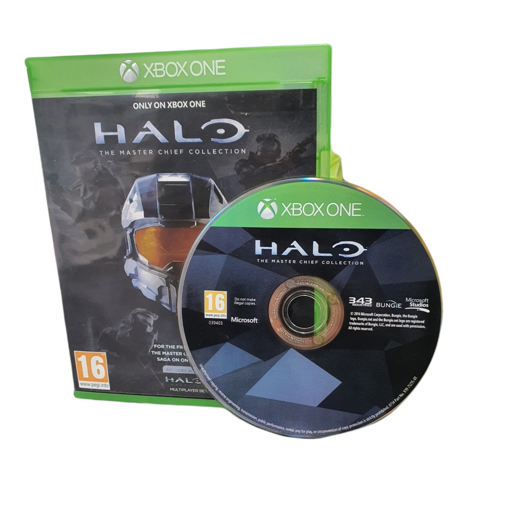 Product photo for Halo: The Master Chief Collection - XBOX ONE GAME