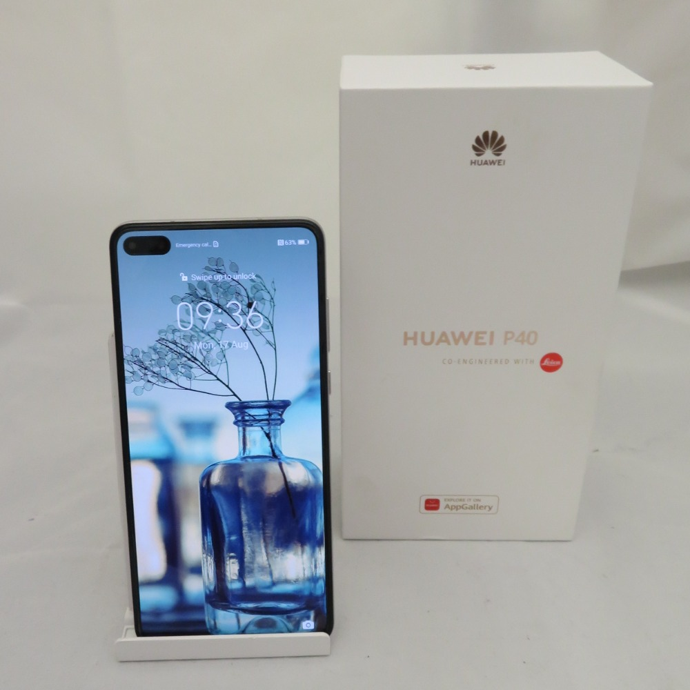 Product photo for Huawei P40 128gb Open