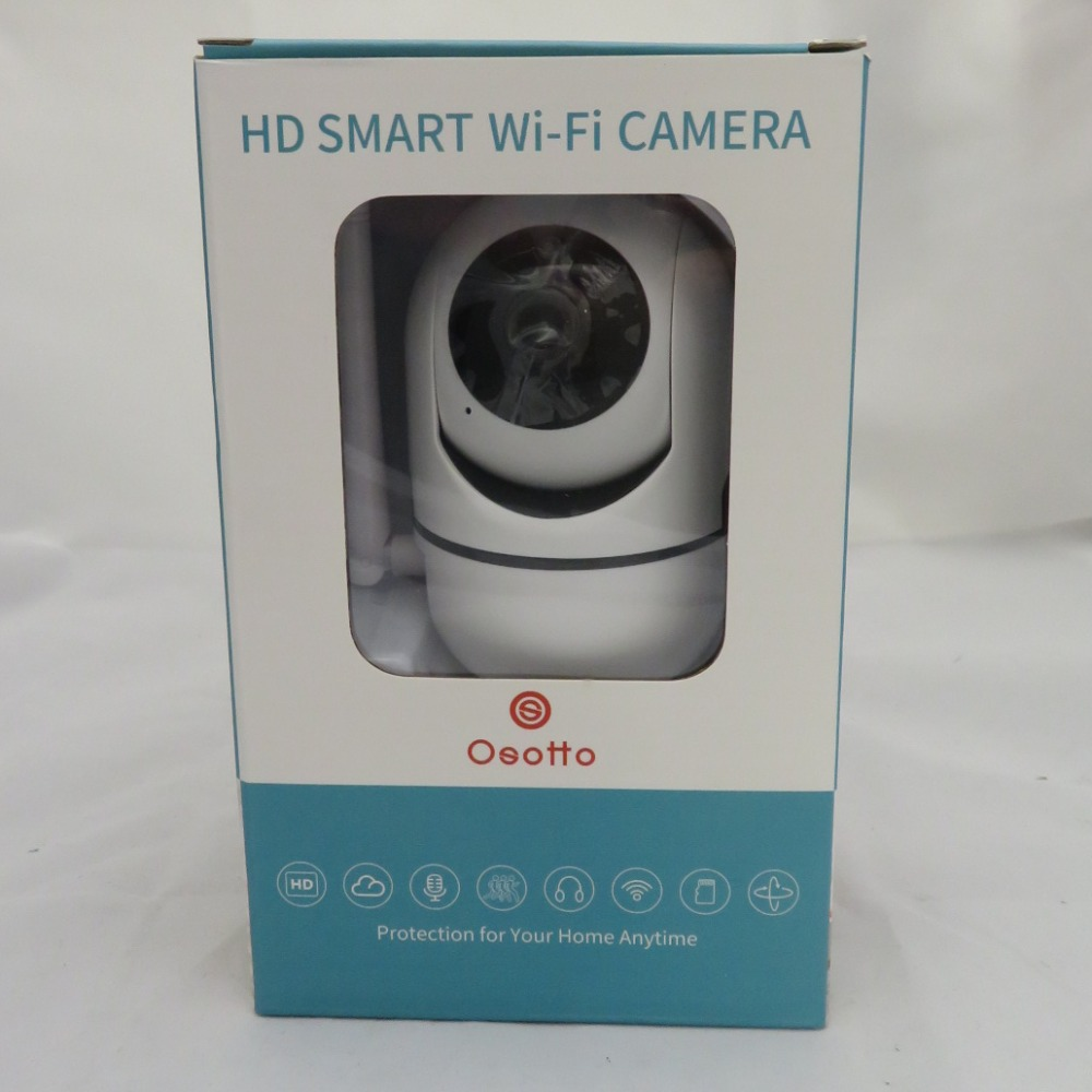 Product photo for Osotto WFC-42 HD SMART WIFI CAMERA