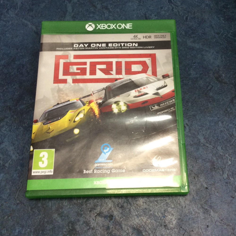 Product photo for Xbox one grid