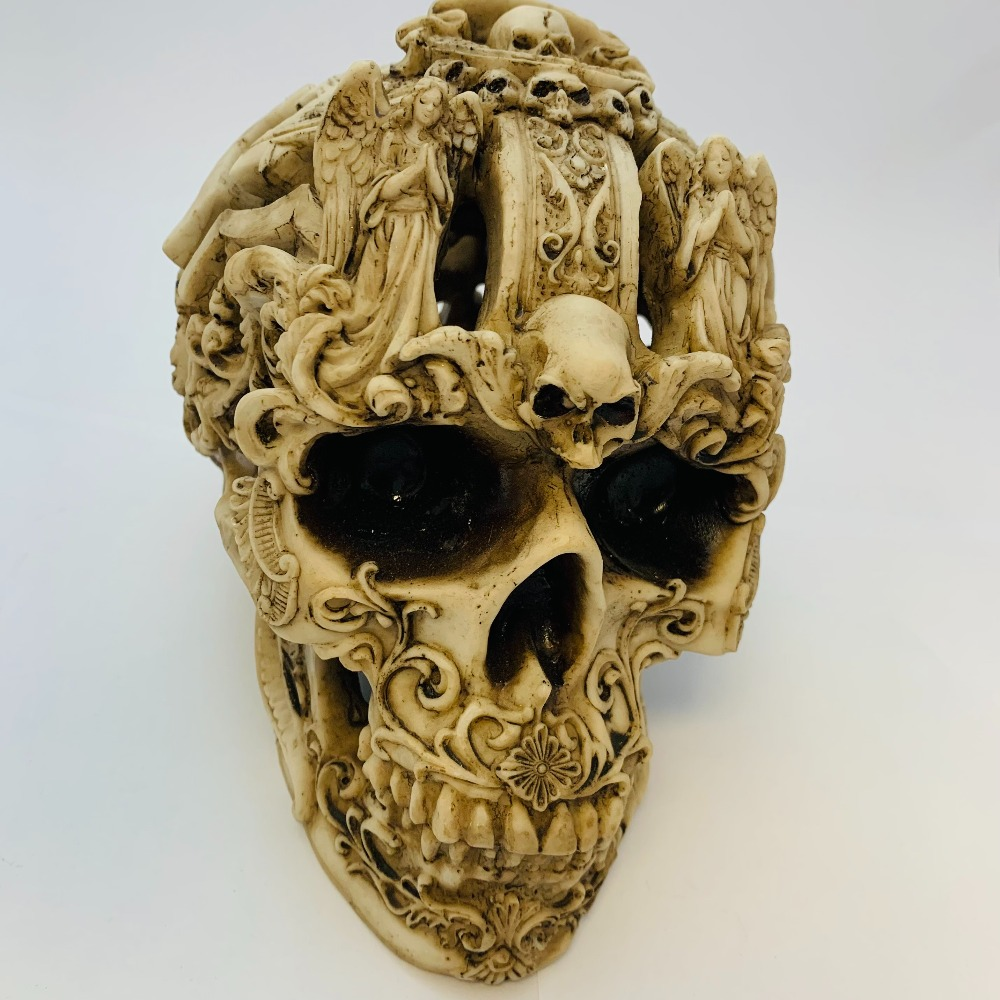 Product photo for gothic skull ( WAS £29.99 )