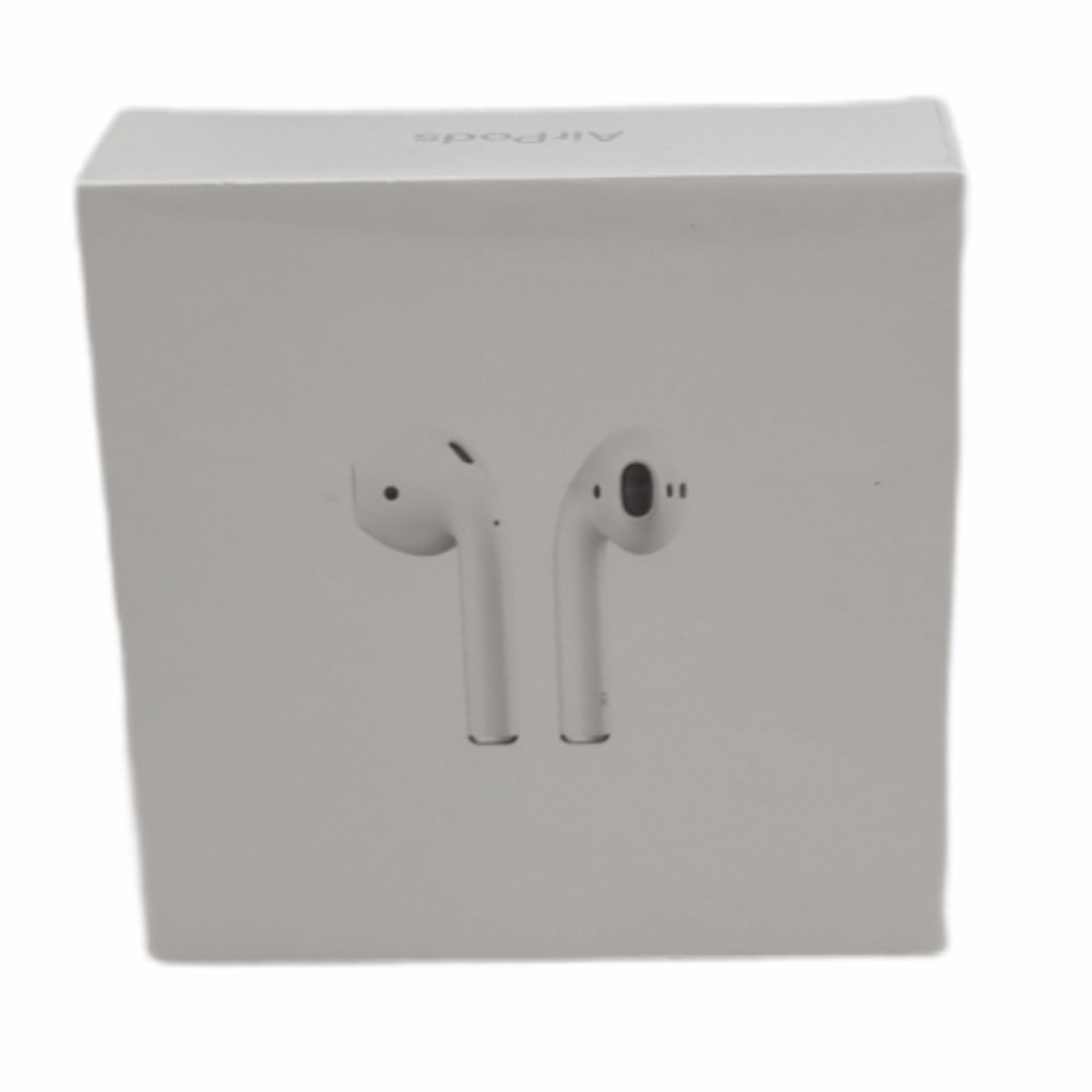 Product photo for Apple AirPods with Charging Case (2nd Gen)