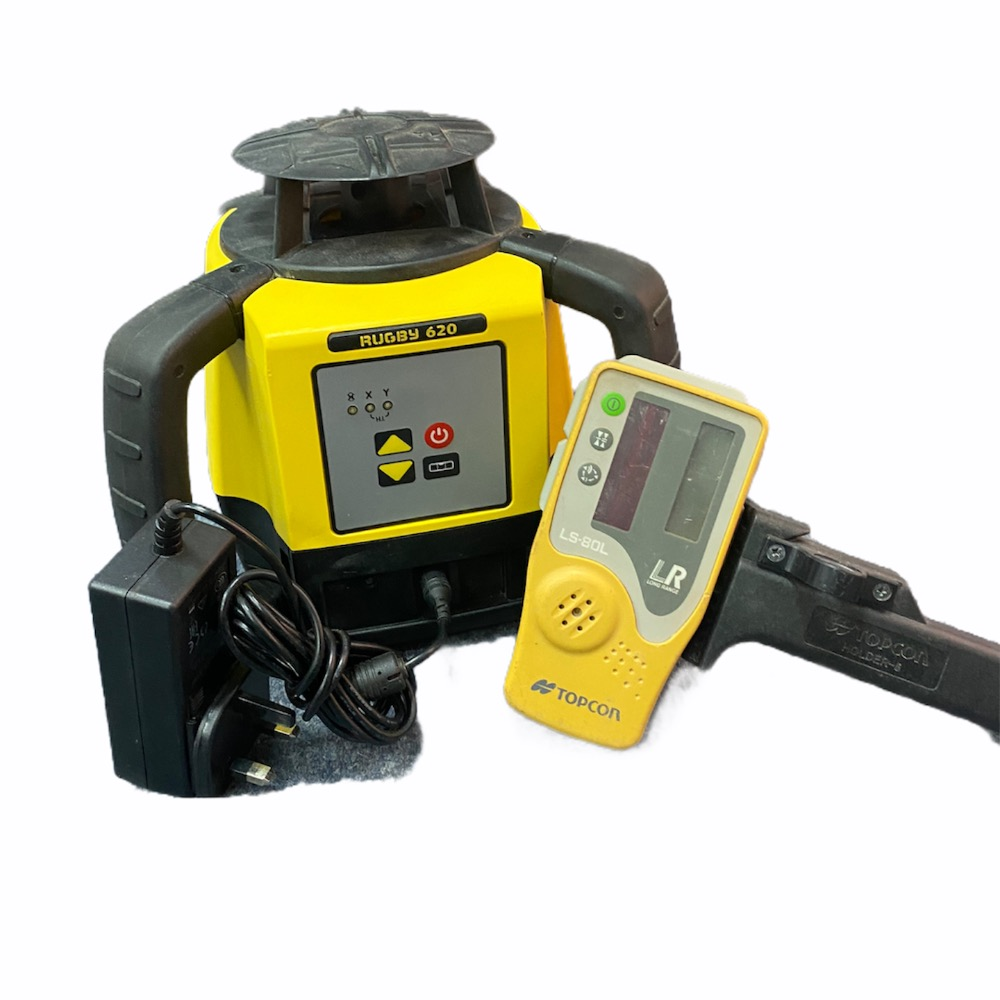 Product photo for Leica Rugby 620 Laser Level