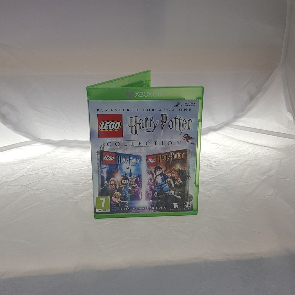 Product photo for LEGO Harry Potter Collection (Xbox One)